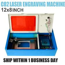 USB CO2 40Watt Laser Machine Laser à Graver Engraving Cutter Machine Engraver