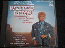 CD AUDREY LANDERS  Weites Land   Neuwertige CD    Jack White