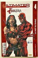 BD ELEKTRA & DAREDEVIL N°4 - Avr. 2005 La PART du DIABLE - MARVEL Comics TTBE
