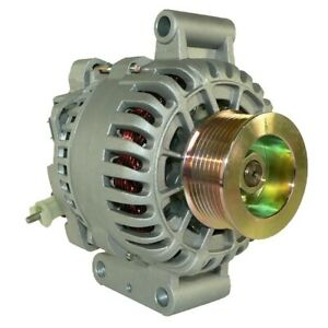 NEW ALTERNATOR HIGH OUTPUT 220 Amp 6.0L FORD E VAN 05 06 07 08 / E450 SUPER 04
