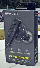 BRAVEN Flye Sport Wireless Earbuds Headset Earphones Water Resistant Bluetooth