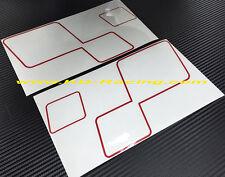 Renault Sport Door Trophy Block Stickers Decals Clio Megane RS 265 275 Free Ship