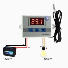 220V 10A Digital LED Regulador De Temperatura Control Termostato con interruptor