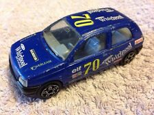 Burago 4160 Renault Clio 16V escala 1:43