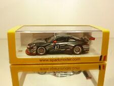 SPARK SB043 PORSCHE 997 GT3 R #83 24h SPA 2013 - BLACK 1:43 - EXCELLENT IN BOX