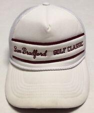 best authentic 8621c fdb51 Sam Bradford Golf Classic Trucker Hat St Jude Childrens Research Hospital  Cap