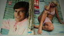 CINE REVUE 67/02 (12/1/67) BIBI ANDERSON JEAN SOREL SHEILA VARTAN ADAMO