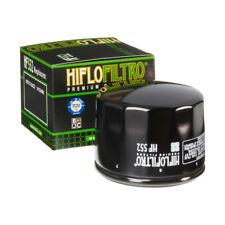 HIFLO HF552 MOTO Recambio Premium Filtro de aceite del motor
