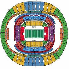 New Orleans Saints Los Angeles Sports Tickets