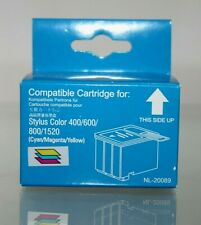 Epson Compatible NL-20089 Ink Cartridge for Stylus Color 400 600 800 1520 NEW