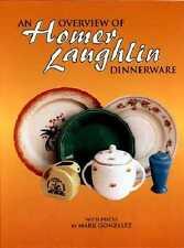 An Overview of Homer Laughlin Dinnerware Book