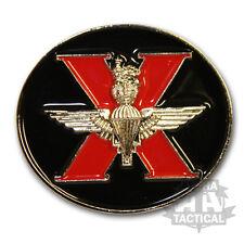 10 PARA REGIMENT PIN BADGE HM ARMED FORCES VETERAN LAPEL ENAMEL GIFT