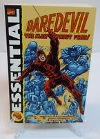 The Essential Daredevil Volume 4 Marvel TPB Trade Paperback Brand New 75 76 77
