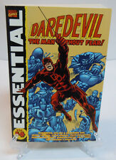 The Essential Daredevil Volume 4 Marvel TPB Trade Paperback Brand New 75 76 77