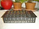 NEI Neptune 611B, Rackmout Blackface, 6 Channel Mixer Spring Reverb Eq, Vintage