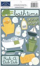 Karen Foster BATH TIME Scrapbook Stickers