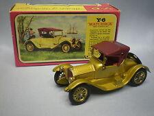 MATCHBOX MODELS OF YESTERYEAR Y-6 1913 CADILLAC