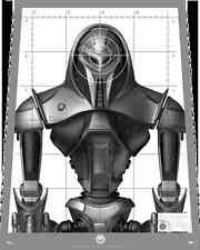 Battlestar Galactica Cylon Target  Poster (BGPO-QMX-0031)