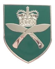 Royal Gurkha Regiment Military Enamel Lapel Pin Badge