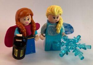 LEGO Disney SERIES 2 - ELSA & ANNA 2 minifigures - brand new genuine lego 71024