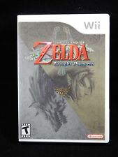 The Legend of Zelda: Twilight Princess (Nintendo Wii, 2006) COMPLETE