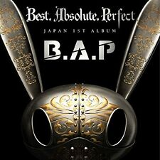 Best.Absolute.Perfect. by B.A.P CD