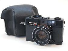 Konica Auto S3 35mm Rangefinder Camera with 38mm F1.8 Lens. St No u10800