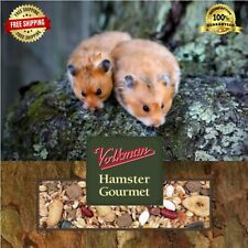 New listing Volkman Gourmet Hamster Mix 4 Lb,All Natural Hamster Food Quality Feed Pets Love