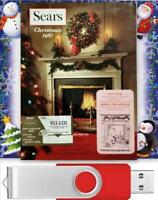 Vintage 1967 Sears Christmas Wishbook / Catalog On USB Drive See Pictures