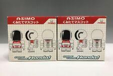 HONDA ASIMO Plastic model Robot Honda mascot Japan official toy 2 set