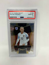 2016 Panini Select #169 Wayne Rooney Mezzanine England PSA 10