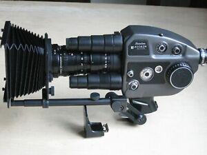 Matte Box Set for Bauer A512, Nizo 801 Beaulieu 4008ZMll 5008S Super 8MM Cameras