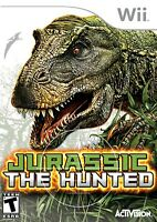 Jurassic: The Hunted - Nintendo  Wii Game