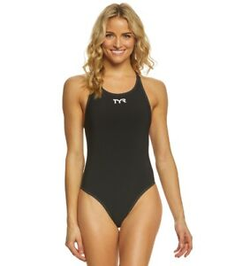 TYR Women's Thresher Aerofit One Piece Swimsuit size: 36 NWT