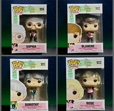 Funko Pop! TV The Golden Girls Bowling Set Rose Blanche Sophia Dorothy In Stock!