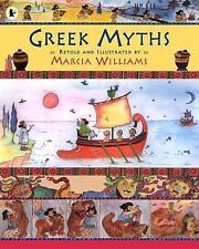 Greek Myths-ExLibrary