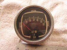 Vintage  Tachometer 6000