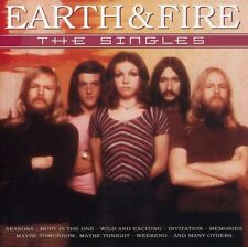 Earth & Fire - Singles [New CD]