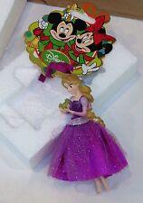 NWT Disney Store 2012 Tangled Rapunzel Princess Sketchbook Christmas Ornament