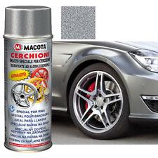 Macota Smalto Speciale Cerchioni Spray 400ML Tuning Argento Metallizzato