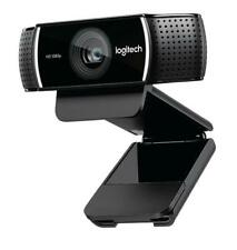 Logitech C922x Pro Stream Webcam 1080p HD Camera Streaming Recording 60 FPS