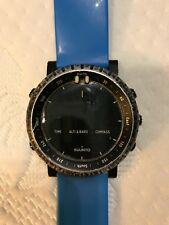 Suunto  Core All Black  SS014279010 Wrist Watch for Unisex