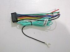 SONY XAV-601BT WIRE HARNESS NEW AF1