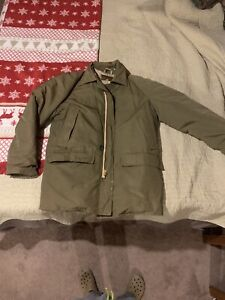 Eddie Bauer Down Jacket And Pants, Duck Hunting Suit