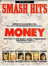 Smash Hits Magazine - 24 September-7 October 1986 - Money in Music Industry