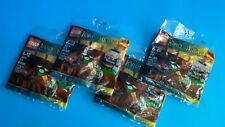 LEGO The Lord of the Rings 30210 Frodo with Cooking Corner LOT of 4 polybags NIB