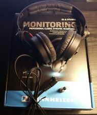 Sennheiser HD 25 Professional Mixing Monitor and DJ Closed-Back Headphones