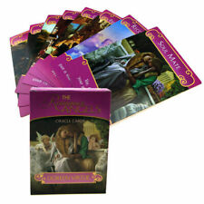 44pcs Romance Angel Oracle Cards Tarot Game Card Set Gift Toy 101x74mm