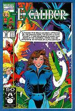 EXCALIBUR # 43 1991 Marvel (vf)