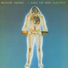Weather Report I Sing The Body Electric CD NEW SEALED Jazz